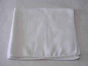 100% Cotton Birdseye Flat Diapers