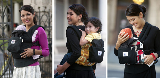 Ergo Baby Carrier - Options Carrier