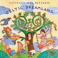 Putumayo Celtic Dreamland CD