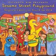 Putumayo Sesame Street Playground CD