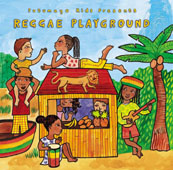 Putumayo Kids Reggae Playground CD