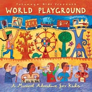Putumayo World Playground CD