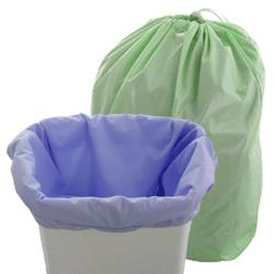 Blueberry Diaper Pail Liners