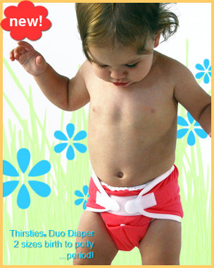 Thirsties Duo Pocket Diaper