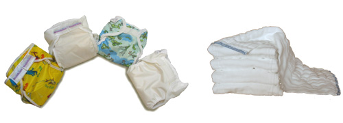 Twins Basic Diapering Package