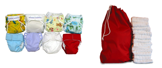 Deluxe Diapering Package