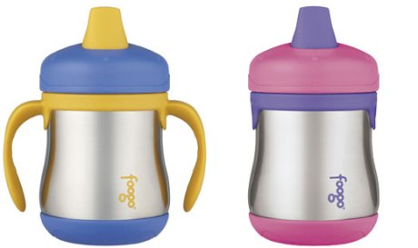 Foogo Sippy Cups by Thermos