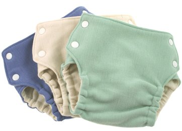 Swaddlebees Snap Merino Wool Cover