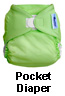 bumGenius! pocket style diaper