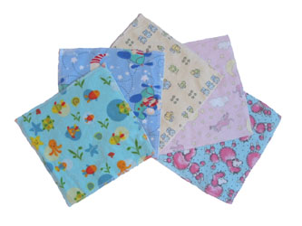 Cotton Flannel/Sherpa Wipes